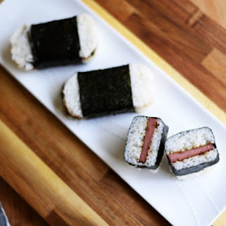Spam Musubi.