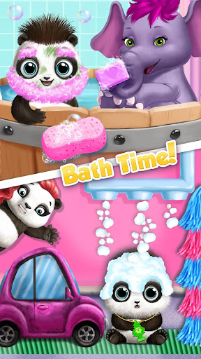 Panda Lu Baby Bear Care 2 - Babysitting & Daycare  screenshots 7