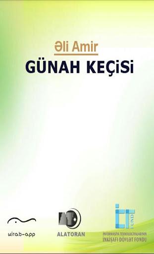 Günah keçisi Əli Amir