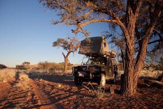 Photo: Camping around Namib Naukluft / Kemp u parku Namib Naukluft