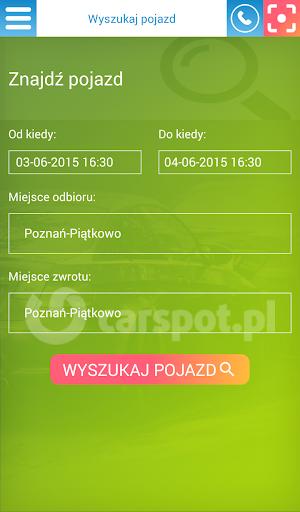 Wypou017cyczalnia samochodu00f3w  screenshots 2