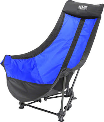 Eagles Nest Outfitters Lounger DL Camp Chair: Royal/Charcoal alternate image 1