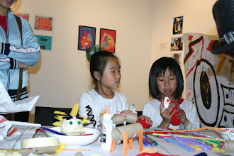 Photo: Animal craft activities