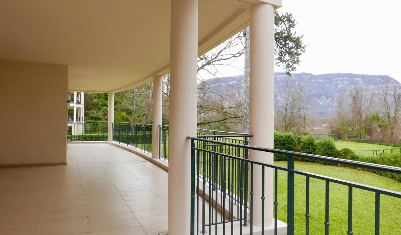 Appartement avec piscine Genève