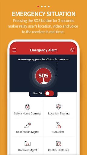 Smart Emergency Alarm - User screenshot 5
