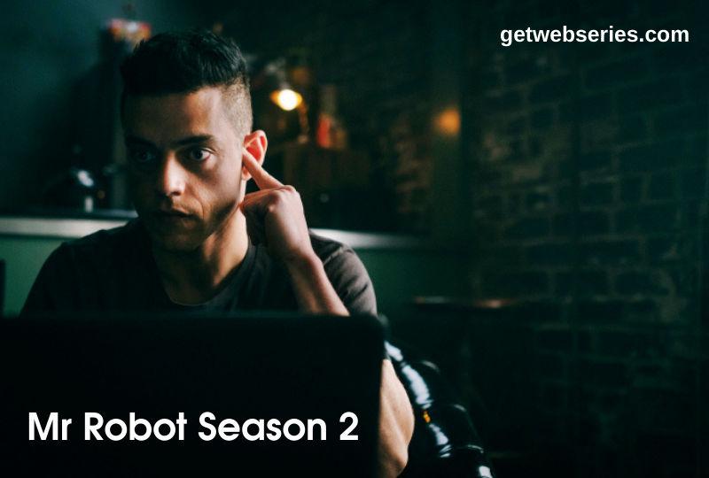 watch online Mr Robot Season 2 on amazon prime video