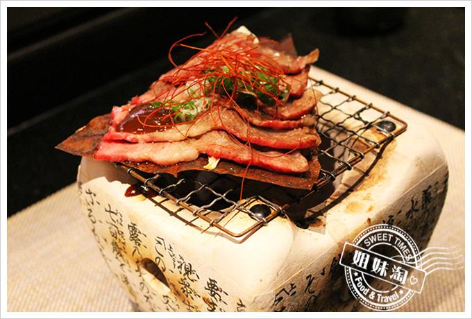 藏旬套餐-備長炭烤物800元
