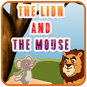 Lion and Mouse Kids Story