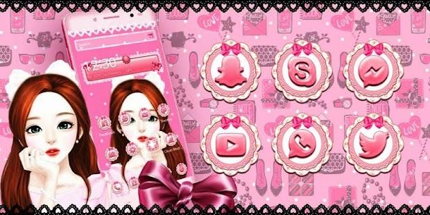 Anime Princess Lace - náhled