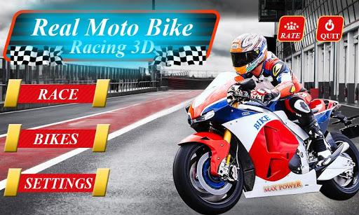Real Moto Bike Racing 3D