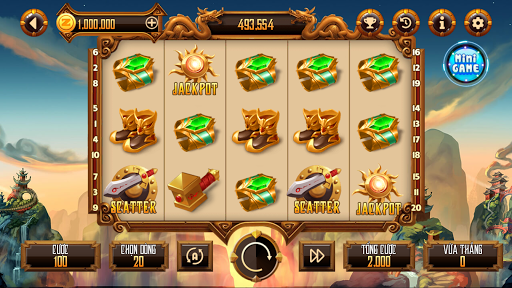Zamba - Vũ Điệu Quay Hũ 2019 screenshot 5