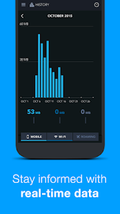 My Data Manager - Data Usage- screenshot thumbnail