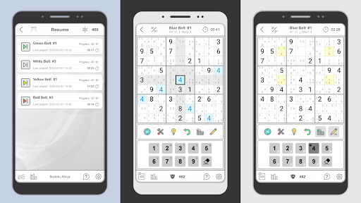 Sudoku Ninja u2013 For Sudoku Grandmasters 3.4.64 screenshots 7