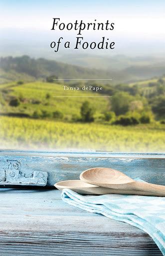 Footprints of a Foodie cover