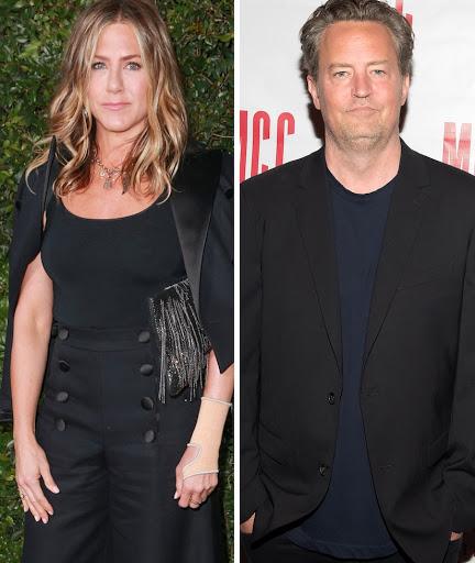 Jennifer Aniston Says She 'Didn't Understand' Matthew Perry's 'Self-Torture'