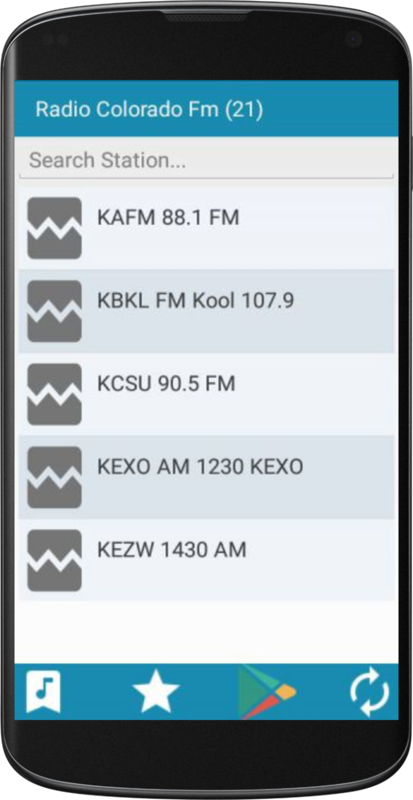 Radio Colorado FM- screenshot