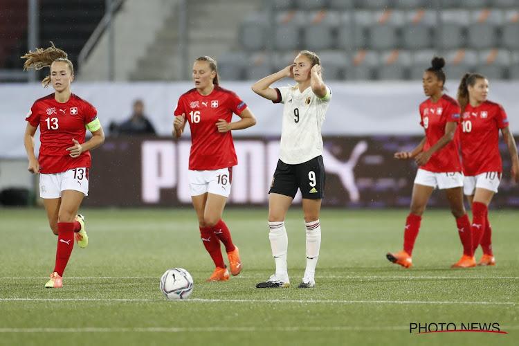"""Tessa Wullaert boos en ontgoocheld na zure nederlaag: """"Frustrerend, precies altijd schrik"""""""