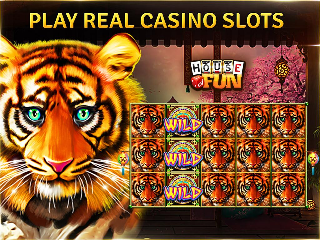 Play Slots Machine For Fun