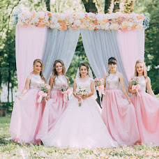 Wedding photographer Tatyana Moysh (my8d). Photo of 10.09.2017
