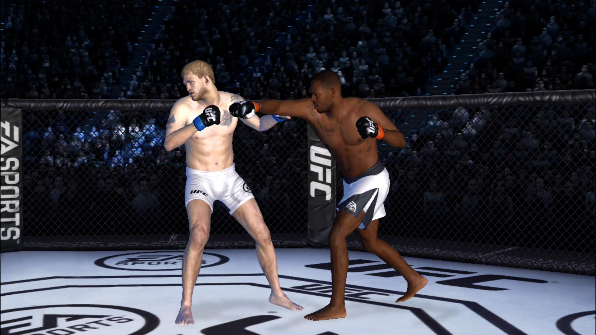 EA SPORTS UFC® screenshot #6