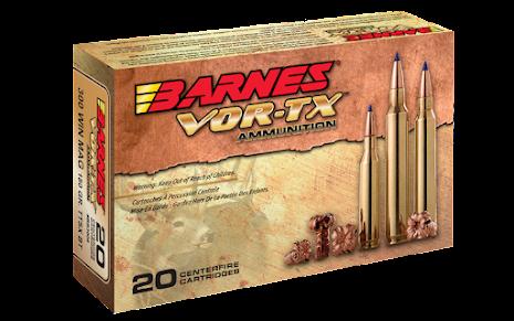 Barnes 7x64 TTSX 140gr