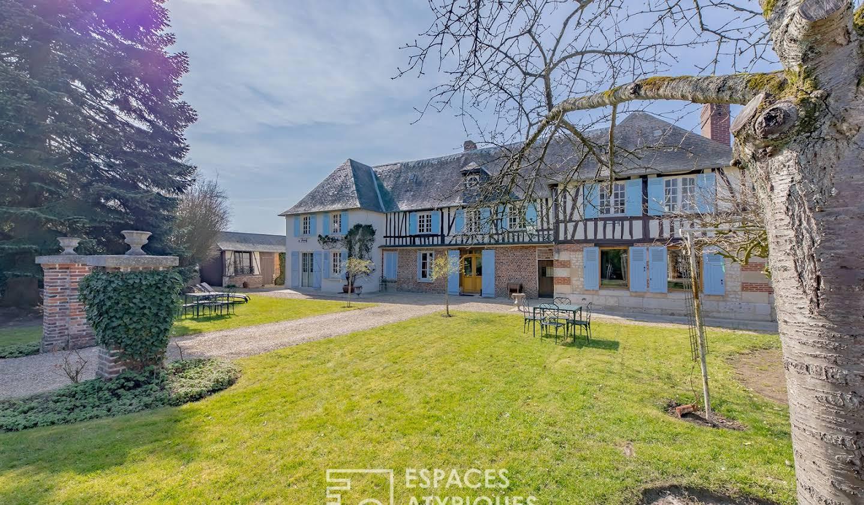 Maison avec piscine et terrasse Rouen