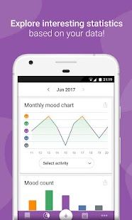 Daylio - Diary, Journal, Mood Tracker- screenshot thumbnail