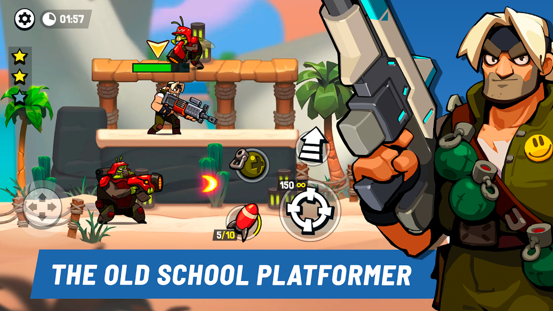Bombastic Brothers - Top Squad Android App Screenshot