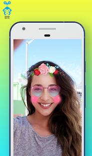 App Snappy Photo Filter Sticker Flower Crown APK for Windows Phone