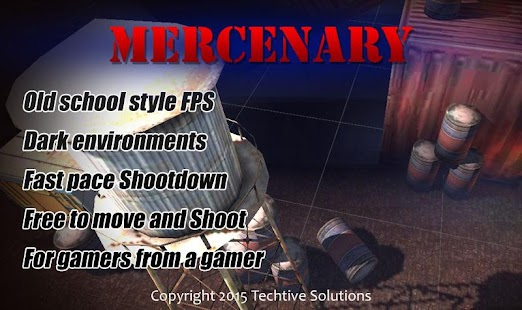 Mercenary- screenshot thumbnail