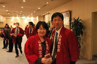 Photo: 広緯先生、鈴木さん、いい笑顔をありがとうございます!