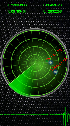 Ghost Detector Spectrum screenshot 1
