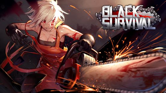 Black Survival - náhled