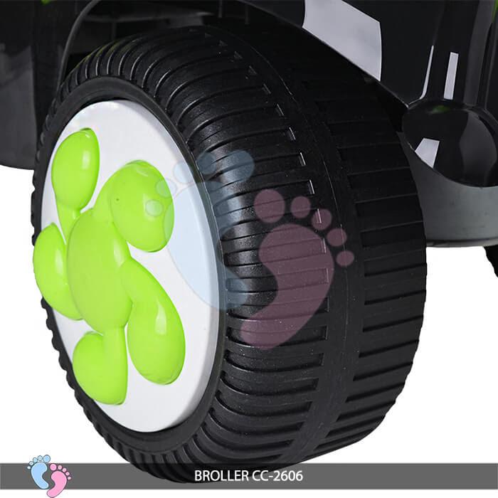 Xe chòi chân trẻ em Broller CC-2606 9