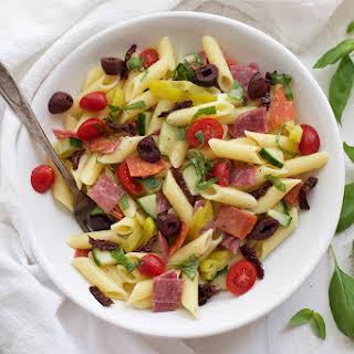 Our Favorite Pasta Salad.