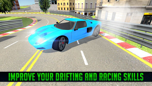 Extreme Car Drifting : Highway Racing Simulator 1.1 screenshots 16