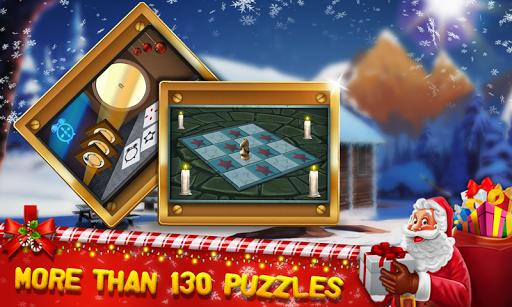 Santa Christmas Escape - The Frozen Sleigh  screenshots 23