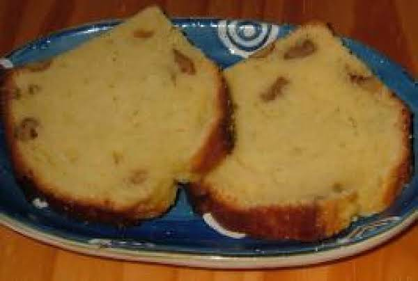 Fresh Lemon Nut Bread Recipe