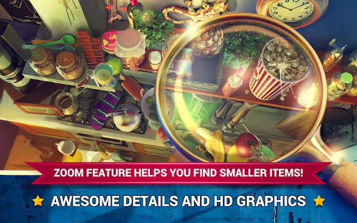 Hidden Objects Messy Kitchen u2013 Cleaning Game  screenshots 2