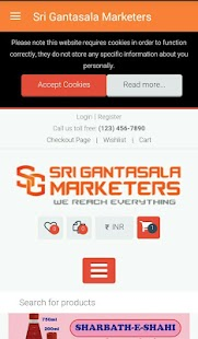 SGM - Sri Gantasala Marketers- screenshot thumbnail
