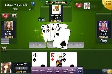 Mango Capsa Banting – Big2 APK Download – Free Card GAME for Android 3