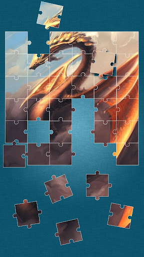Dragon Jigsaw Puzzle Game screenshot 8