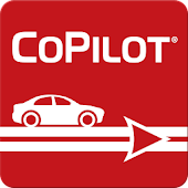 CoPilot Premium USA - GPS App