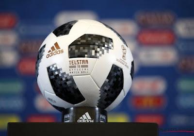 Simon Mignolet donne son avis sur le ballon du Mondial