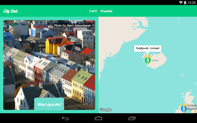 Google Santa Tracker APK screenshot thumbnail 21
