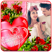 Valentine's Day Photo Frames - Editor Collage