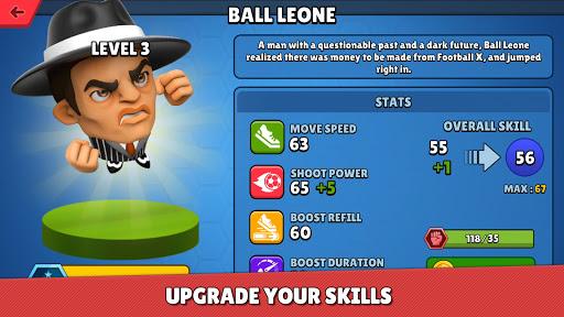 Football X u2013 Online Multiplayer Football Game screenshots 14