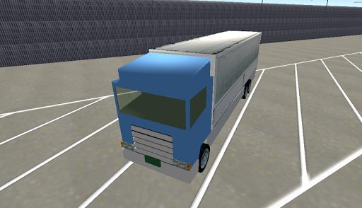 Japanese Truck Simulator - Highway android2mod screenshots 5