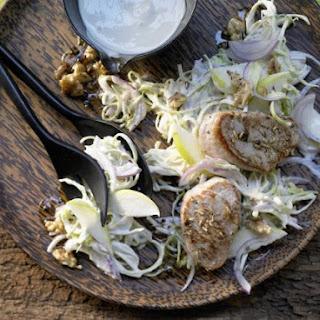 Cabbage-Waldorf Salad.