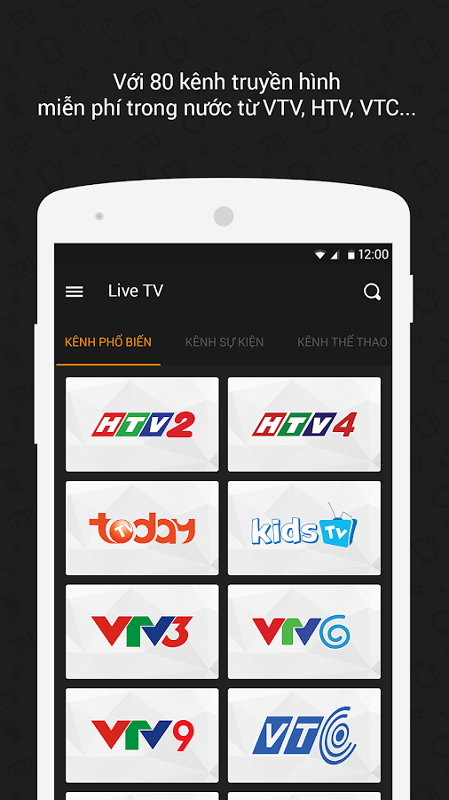 FPT Play - TV Online- screenshot